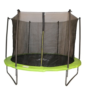 Спортивный батут DFC JUMP 12ft apple green