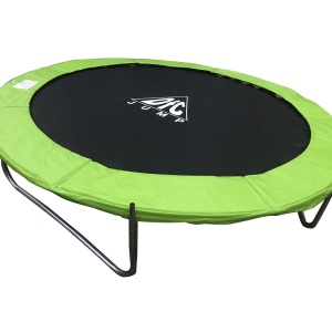 Спортивный батут DFC JUMP 14ft apple green