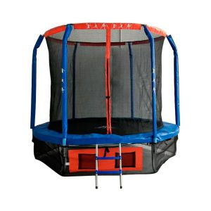 Спортивный батут DFC JUMP BASKET 14FT-JBSK-B
